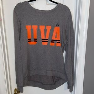Victoria Secret PINK UVA sweatshirt size Large